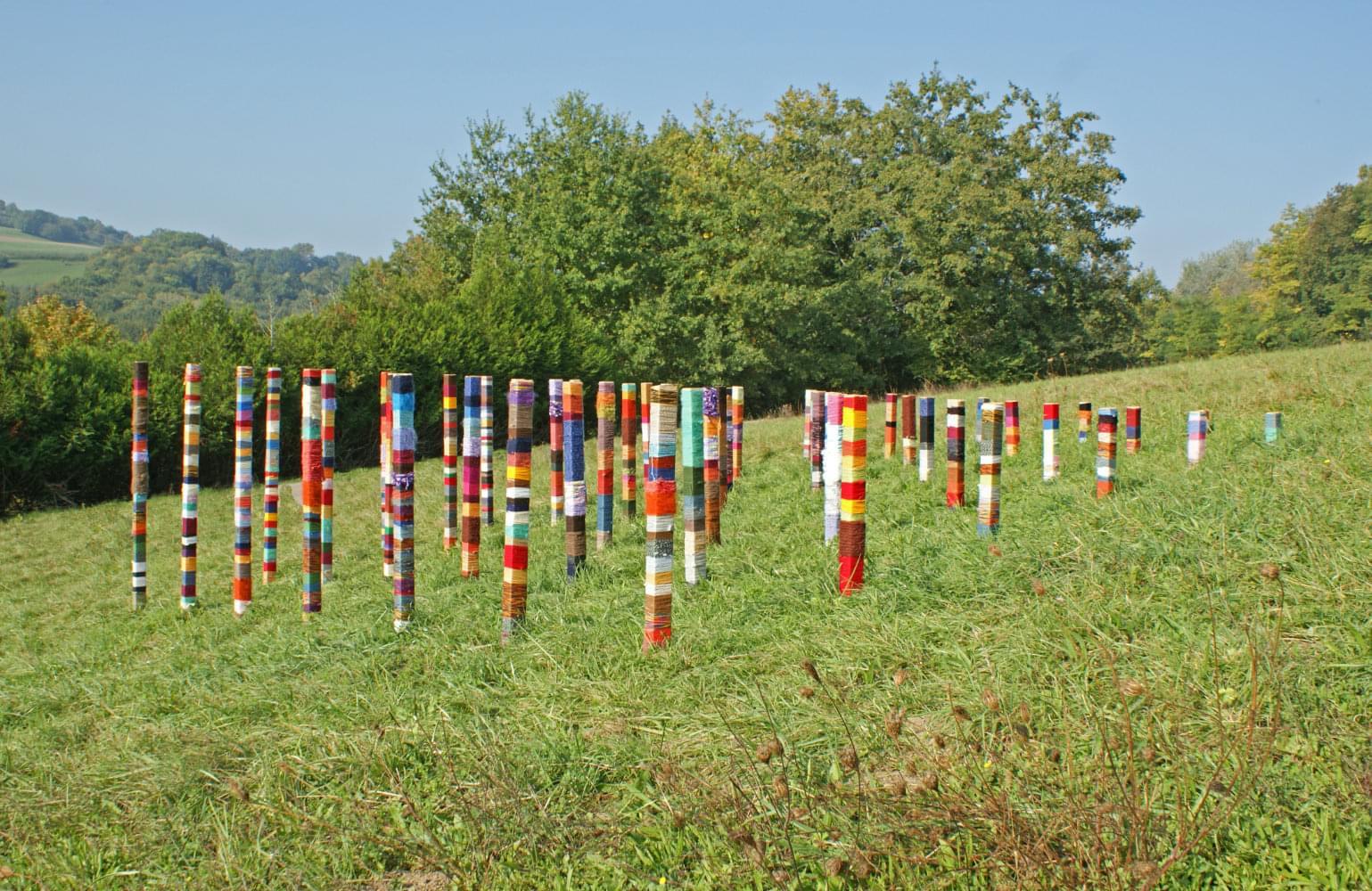 2011 Frederique Ollereau. Couleur au cube